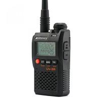 Radio HT BAOFENG POFUNG Dual Band UHF VHF UV-3R - Black