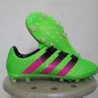 Sepatu Bola Adidas ACE 2016 Green FG Replika Impor