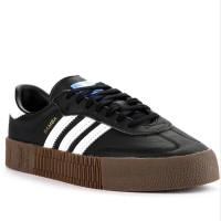 Sepatu Sneakers ADIDAS Originals Sambarose w Black