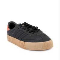 Sepatu Sneakers ADIDAS Originals Sambarose w Hitam