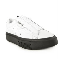 Sepatu ADIDAS Sneakers Wanita Original Sleek SuperZip Shoes