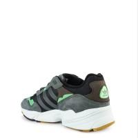 Sepatu Sneakers ADIDAS Original Originals Yung-96 Core Black Legend