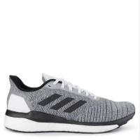 Sepatu Sneakers ADIDAS Abu Abu Original Solar Drive