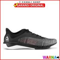 Sepatu Running Lari Reebok Pria Original Terbaru Flexweave
