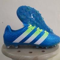 Sepatu Bola Adidas ACE 2016 Blue FG Replika Impor