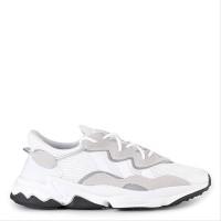 Sepatu Sneaker Pria ADIDAS ORIGINAL Ozweego White Core Black