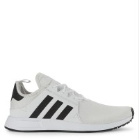 Sepatu Sneaker Pria ADIDAS Putih Hitam Original X-Plr