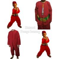 baju PANGSI Betawi anak-anak - no 6
