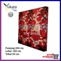 Kasur Busa Inoac Yukata Custom uk 200x180x20cm no.1 garansi 15 thn
