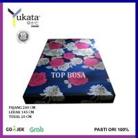Kasur busa inoac yukata custom uk 200x145x20 cm no 3 garansi 15 thn