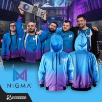 Hoodie NIGMA Esports - Premium Gaming Team Apparel
