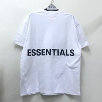 Fear Of God Essentials Boxy Graphic T-Shirt