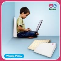 Luvina Bantal Santai bayi senderan Wedge Pillow