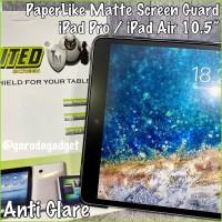 Screen Guard iPad Air 3 Pro 10.5 Paperlike Anti Glare Matte Antigores