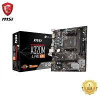 MSI Motherboard A320M-A Pro Max
