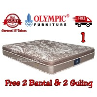 Olympic Springbed 30cm uk 180x200 Bearland Type Grizzly