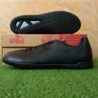 Specs Hypeno IN (Sepatu Futsal) - Triple Black