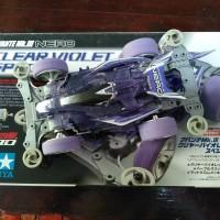 Tamiya 94951 Avante MK III Nero Clear Violet Special Rakit