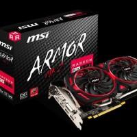 Terbaru Msi Radeon Rx 570 8Gb Ddr5 - Armor Mk2 8G Oc Berkualitas