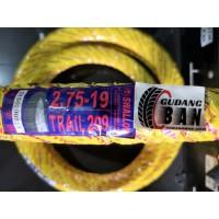 Ban luar Motor 275 - 19 Swallow Trail S 209 TT 2.75 ring 19 japstyle