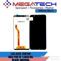 LCD FULL SET ASUS ZENFONE MAX PRO M 1 ZB601KL ZB602KL - BLACK ORIGINAL