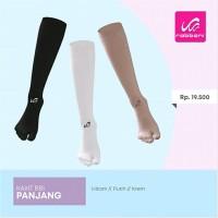 Kaos Kaki Panjang jempol Kaxit RB1 socks Rabbani branded Muslim wanita