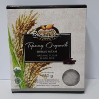 Bionic Farm - Tepung Beras Hitam Organik - 250 gr