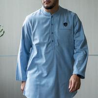KOKU KURTA PJG BLUE SAMASE CLOTHES