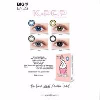 Softlens K-POP BIG EYES 16 MM by EXOTICON