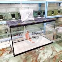 (GOJEK GRAB) Aquarium Tutup Nikita Star 60 cm