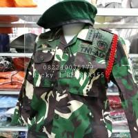 Baju profesi anak PDL TNI AD Loreng