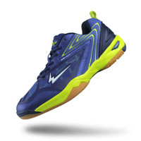 Sepatu Eagle Commando 2 – Badminton Shoes - 37, Biru