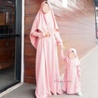 Baju muslim Couple Ibu dan Anak Clemira -By Humaira