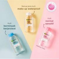 GARNIER Micellar Cleansing Water Pink/ Blue/Biphase Oil–50ml & 125ml