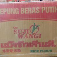 tepung beras suji wangi 500gram per pcs dan 200gram per pcs (10kg)