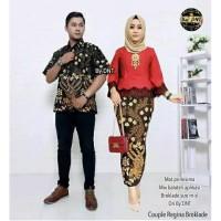 Couple Regina Broklade by DNT / Couple Batik / Baju Kondangan