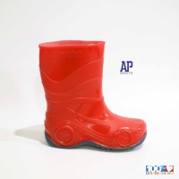 Share: 0 AP GRANDPRIX 17-19 BLUE - SEPATU BOOTS KARET ANAK - AP BOOT