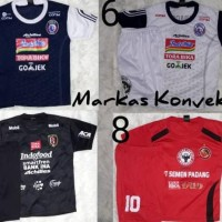 Baju Bola anak Bali United Liga 1 Indonesia