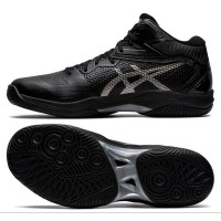 Sepatu Voli asics GEL HOOP V12 BLACK 2020 Basketball Volleyball