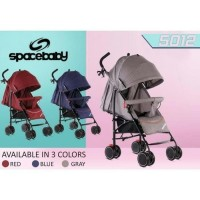 Stroller Spacebaby 5012 Kereta Dorong/stoller baby sapcebaby