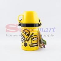 HOT SALE Botol minum anak karakter minion 550 ml Technoplast - S1101