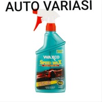 Jual Waxco Speed Wax Spray Liquid Wax 430ML Diskon