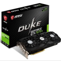 MSI GeForce GTX 1070 Ti 8GB DDR5 - Duke limited stok