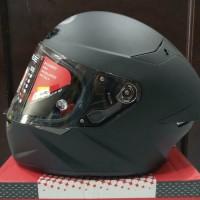 helm fullface KYT TT Course Plain