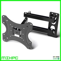 Telescopic TV Bracket 2.5m Thick 200 x 200 Pitch for 17-42 Inch TV