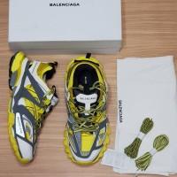 Sepatu Balenciaga Track Yellow Grey