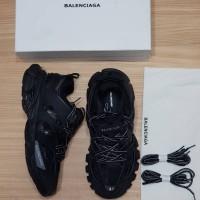 Sepatu Balenciaga Track All Black Premium Original