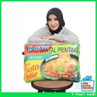 Bantal Snack Jumbo Murah