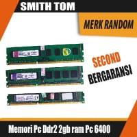 Memori Pc Ddr2 2gb ram Pc 6400