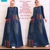 Baju Kodok Rok Overall Jamsuit Jumsuit Dress Gamis Panjang Jeans Levis